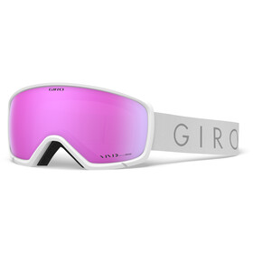Giro Ringo Maschera, white core light/vivid pink